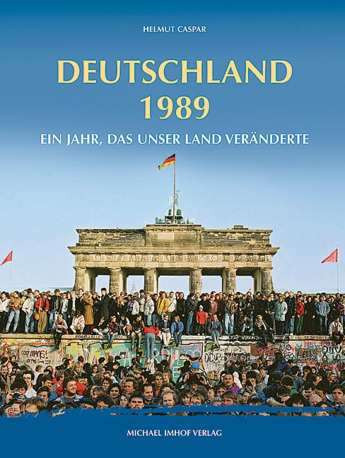 Deutschland 1989-Umschlag neuR