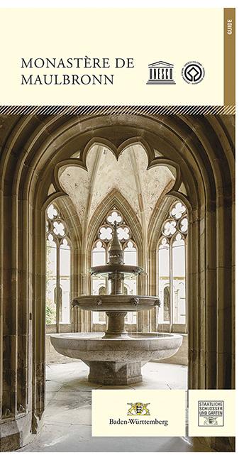Kloster Maulbronn_Umschlag_franzˆsisch.qxp_Layout 1