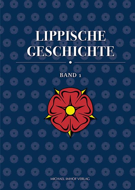 Lippische Geschichte_Band 1_Umschlag_Aufriss.qxp_Layout 1