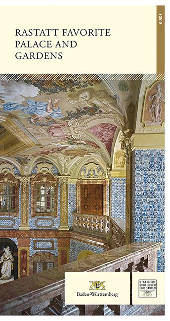 Schloss Favorite Rastatt_Umschlag_engl.qxp_Layout 1
