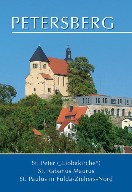 Petersberg-Kirchenfu hrer_Neuauflage_St. Goar-F¸hrer