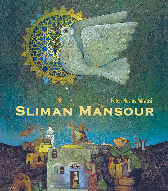 Sliman Mansour Umschlag