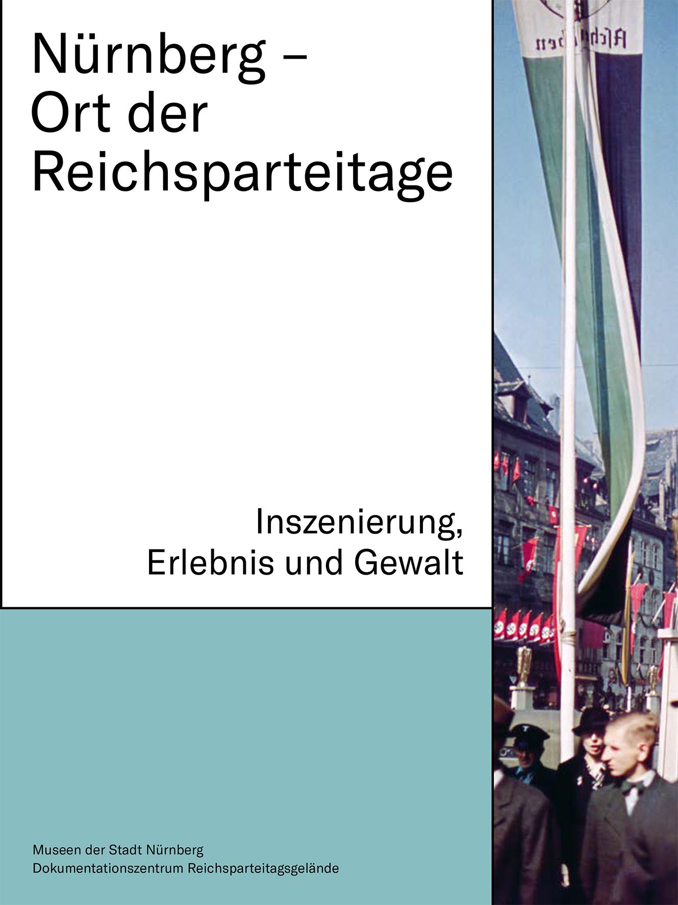 Nuernberg Reichsparteitage Titelbild